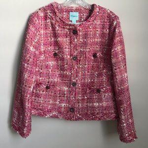 Old Navy Tweed Jacket
